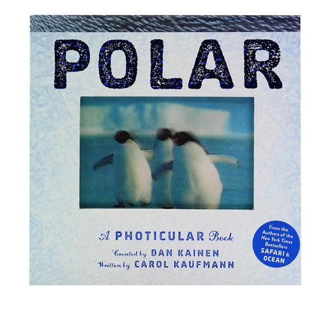 Polar - a photicular book about the ends of the earth