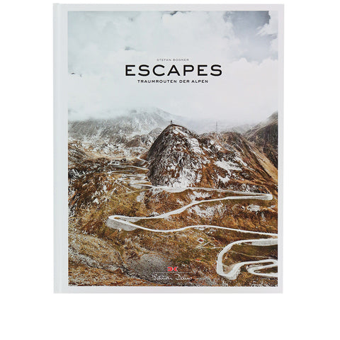 Escapes - Traumrouten der Alpen*
