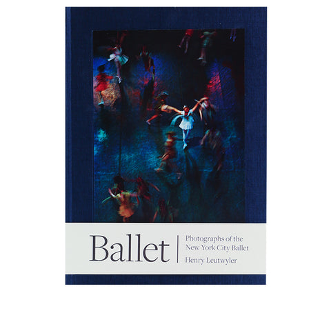 Ballet - Photographs of the New York City Ballet*