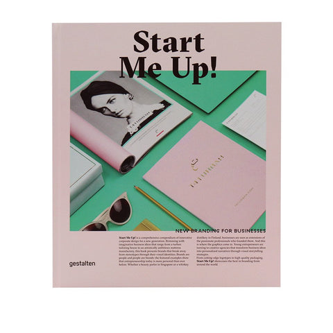 Start Me Up! - New branding for businesses*