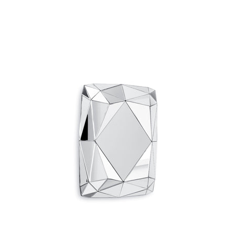 Reflections Spiegel Princess cut silber