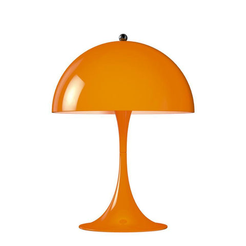 Louis Poulsen Tischleuchte Panthella Mini orange