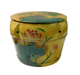 Chinese embroidery wood container wedding box