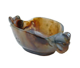 Agate wine cup