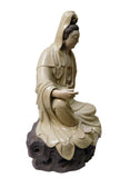 goddess of mercy statue