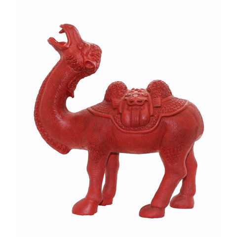 red color camel