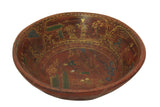 Chinese wood bowl