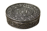 oval shape jewelry box