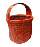 bamboo food bucket