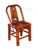 Chinese bamboo chair