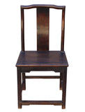 handmade solid rosewood chair