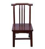 handmade huali wood chair