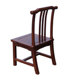 Oriental wood chair