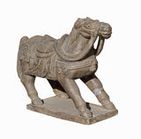 ancient Chinese stone horse