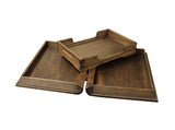 Handmade Solid Wood Book Shape Storage Box For Book And Jewelry n265S