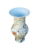 Chinese Plum Flowers Graphic Porcelain Vase jz110S