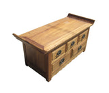 Chinese Hua Li Rosewood Altar Table Display Stand Coffee Table JZ163S