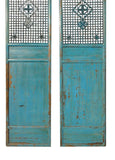 antique partition panel, screen panel