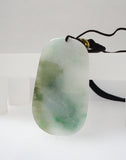 Jade Carved Bat Motif Pendant