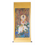 scroll Kwan Yin painting art