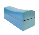 Chinese Pastel Blue Pillow Shape Container Box cs1795S