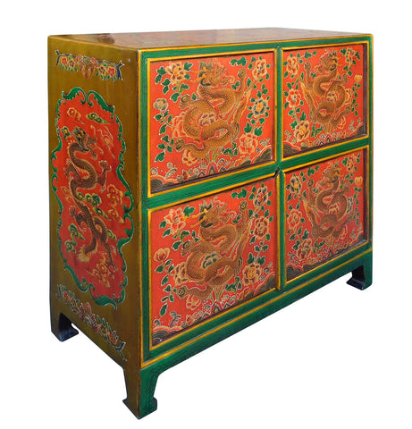 ... Tibetan Cabinet   Side Table   Dragon Cabinet ...