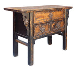 side table - console table - pedestal table