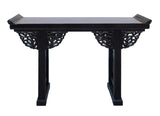 Black table - Altar table - Console Table