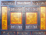wall panel - Chinese screen - Mirror Frame