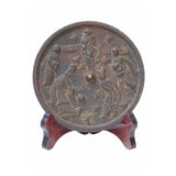 ancient Art - Chinese mirror - Iron metal art
