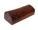 yellow rosewood - wood log - wood pillow