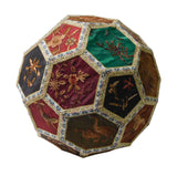 embroidery Ball - Chinese fabric ball - display ball art
