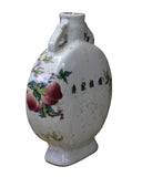 Chinese Oriental Scenery Print Graphic Ceramic Vase cs2201S