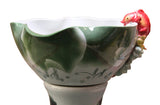 Porcelain fountain - floor fountain - oriental fountain
