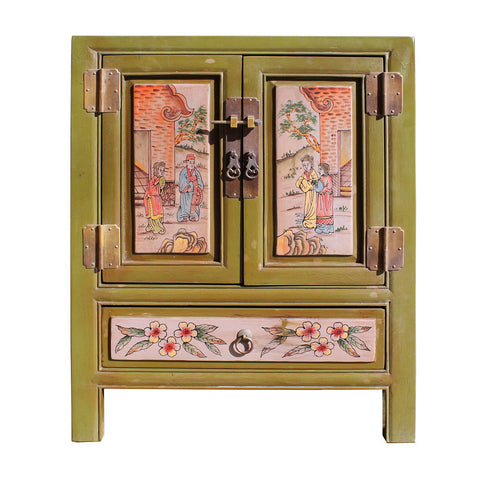 Asian nightstand - end table