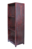 bookcase - display cabinet - curio cabinet