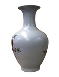porcelain vase - light blue - Chinese vase