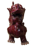 Pixiu - Fensghui - Red Clay Figure