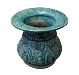green jar - ceramic pot - Chinese art