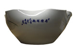 porcelain bowl - fish pot - Lotus Bowl