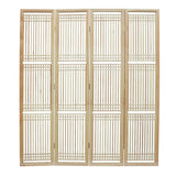 Chinese antique tall door panel - partition panel