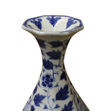 "Chinese Blue White Porcelain Scenery Yuhuchunping ""Pear- Shaped"" Vase cs2506S"