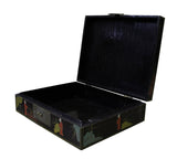 lacquer box - dragon phoenix - Chinese box