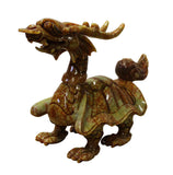 Fengshui - Stone dragon  - fortune dragon turtle