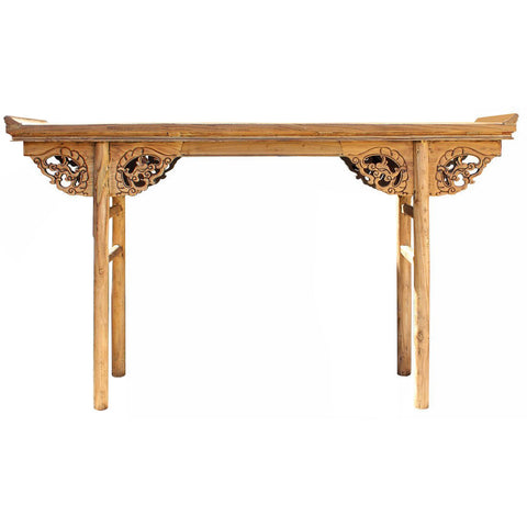 Chinese old hallway altar table