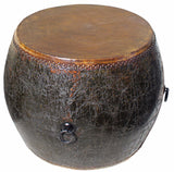 coffee table - Drum table - Chinese drum