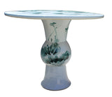out door garden ceramic table