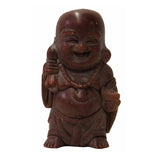 soap stone Happy Buddha statue