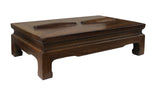 footrest - rosewood - massage