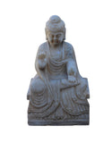 out door garden Buddha statue